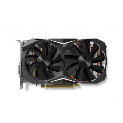Zotac videokaart: GeForce GTX 1070 Ti Mini - Zwart