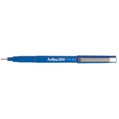 Artline fijnschrijver: 200 - Blauw