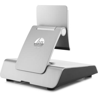 HP RP9 retail ergonomische Standaard - Zilver