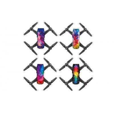 DJI PGYTECH Spark Skins - Multi kleuren