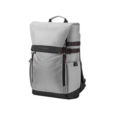 Hp rugzak: 15.6 Trend Backpack - Zwart, Grijs