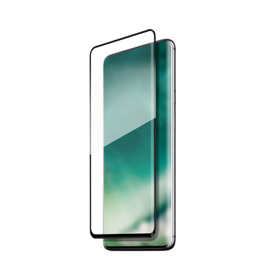 Xqisit For OnePlus 7T pro Screen protector - Transparant