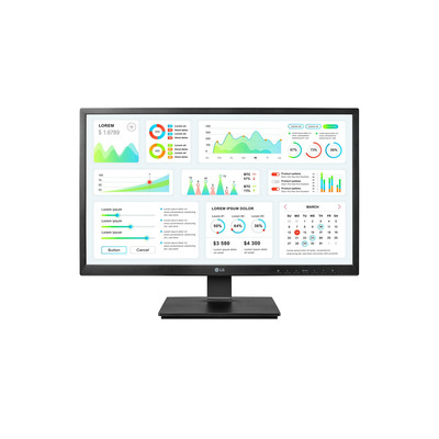 LG 24CK550Z-BP all-in-one pc's