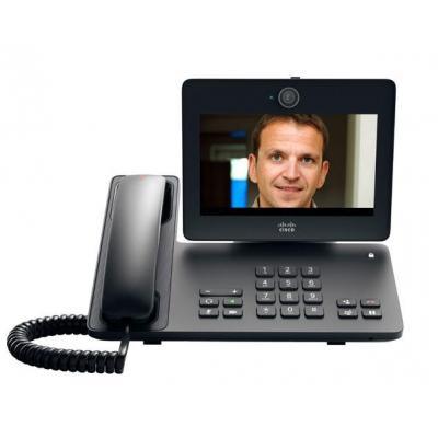 Cisco ip telefoon: DX650 - Zwart