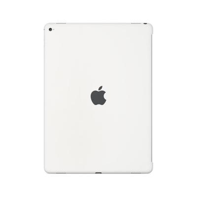 Apple tablet case: iPad Pro Silicone Case White - Wit