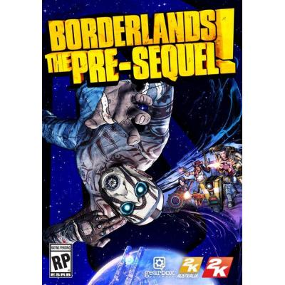 2k game: Borderlands: The Pre-Sequel, PC