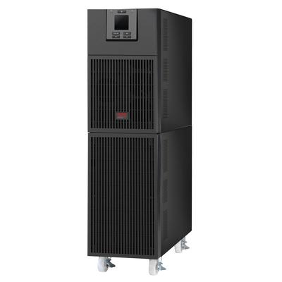 APC Easy-UPS On-Line 6000VA Noodstroomvoeding Hardwire 1 fase uitgang, USB UPS - Zwart