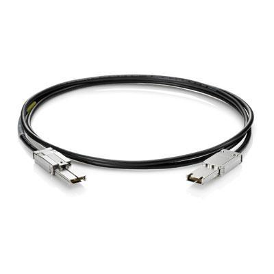 Hewlett packard enterprise kabel: HP External Mini SAS 2m Cable