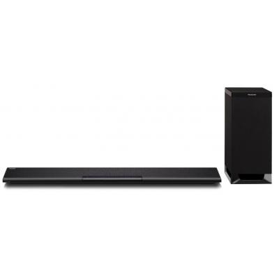 Panasonic soundbar speaker: SC-HTB485 - Zwart