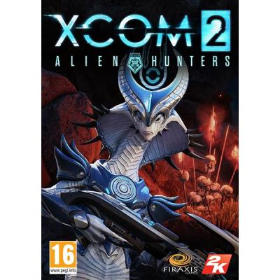 2k : XCOM 2 Alien Hunters DLC PC