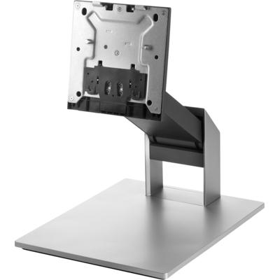 HP EliteOne 800 G3 AIO Recline standaard - Zwart,Zilver