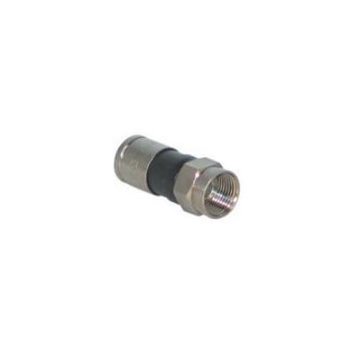 Hirschmann coaxconnector: F-connector compressie voor KOKA 799