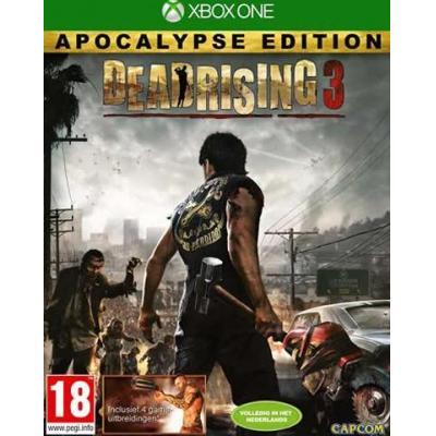 Microsoft game: Dead Rising 3 Apocalypse Edition, Xbox One