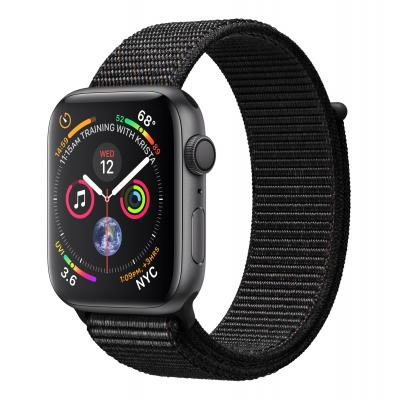 Apple smartwatch: Watch Series 4 Space Grey Aluminium 44mm