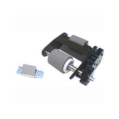 Hp printing equipment spare part: Roller replacement kit for automatic document feeder, - Zwart, Blauw, Grijs