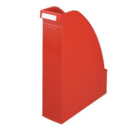Leitz archiefdoos: Plus tijdschriftencassette - Rood