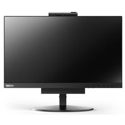 Lenovo Tiny-in-One 24 Gen3 monitor - Zwart