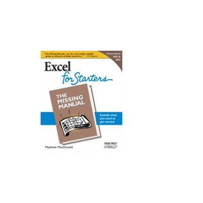 o reilly product o reilly excel 2003 for starters the missing rh centralpoint nl Microsoft Excel Manual Excel Manual Espanol