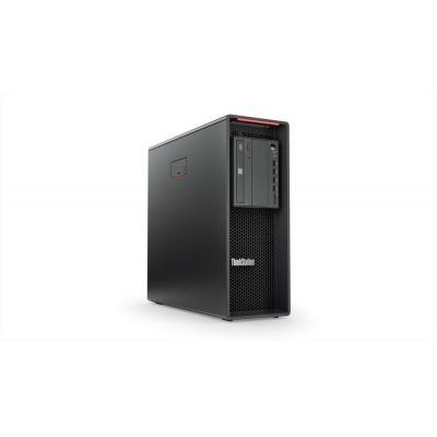 Lenovo ThinkStation P520 Tower Xeon W 32GB RAM 1TB HDD 256GB SSD Pc - Zwart