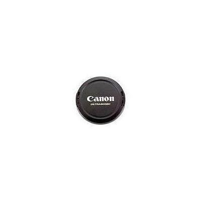 Canon lensdop: Lenscover E-77U - Zwart