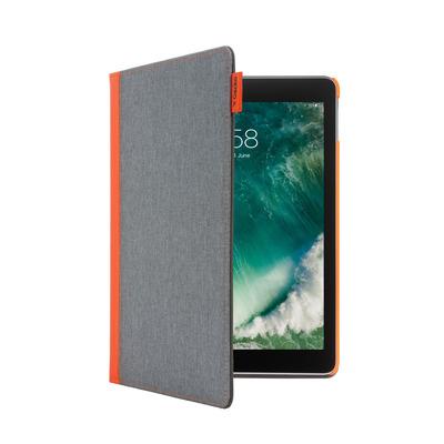 Gecko Apple iPad 9.7 inch (2017/2018) Easy-Click Cover - Oranje/Grijs Tablet case