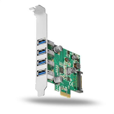 Axagon PCEU-43V Interfaceadapter