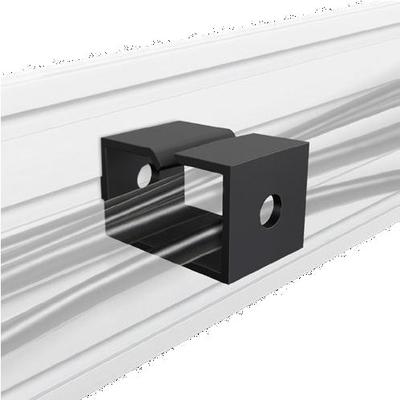 B-Tech BT8390-CMC Muur & plafond bevestigings accessoire - Zwart