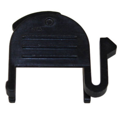 CoreParts Cover,Pressure Roller Gear Printing equipment spare part - Zwart
