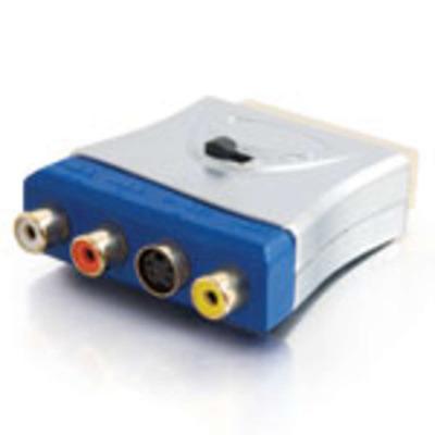 C2G 80435 Kabel adapter - Zilver