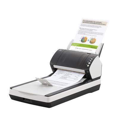 Fujitsu fi-7240 Scanner - Zwart,Wit