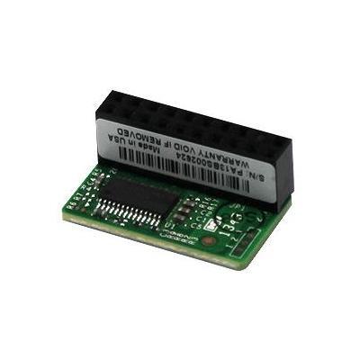 Supermicro TCG 2.0 Beveiliging - Zwart, Groen