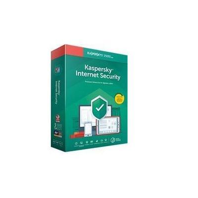Kaspersky Lab Internet Security, 3u, 1y