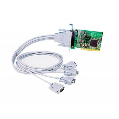 Brainboxes PCI 4 port RS232 (4x25) Interfaceadapter