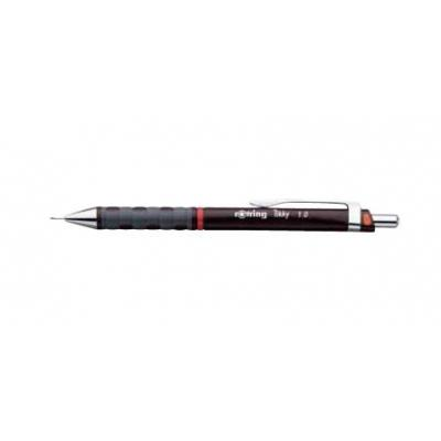 Rotring burgundy, with colour-coding, HB, 1.0 mm