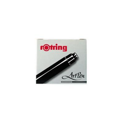 Rotring pen-hervulling: Art Pen - Zwart