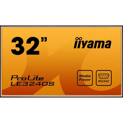 iiyama LE3240S-B1 public display