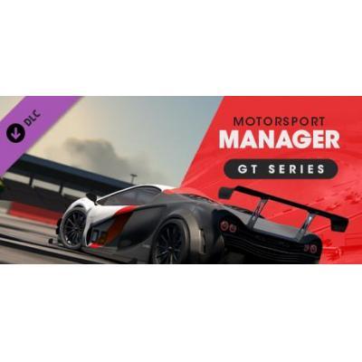 Sega : Motorsport Manager - GT Series
