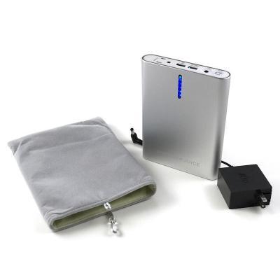 HYPER powerbank: HyperJuice AC 100Wh Powerbank - Zilver