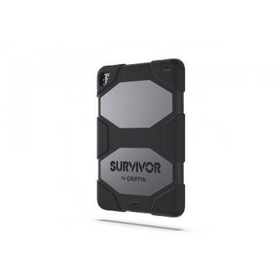 Griffin tablet case: Survivor All-Terrain - Zwart