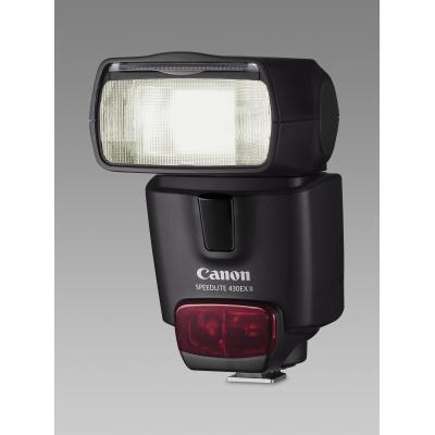 Canon camera flitser: Speedlite 430EX II - Zwart