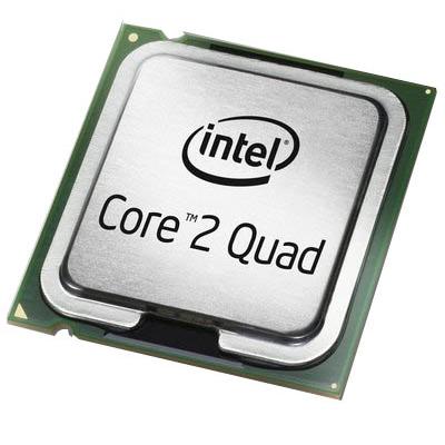 HP Intel Core 2 Quad Q9400 processor