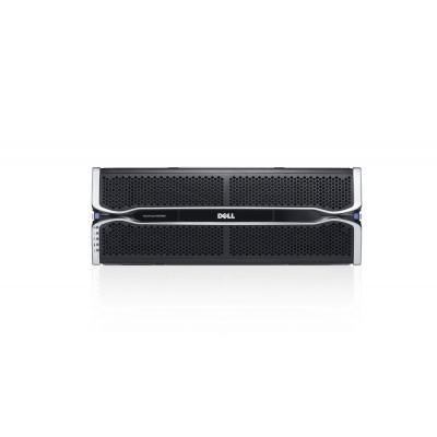 Dell SAN: PowerVault MD3460 - Zwart, Grijs