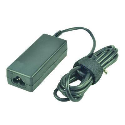 2-power netvoeding: AC Adapter 19.5V, 3.33A, 65W, 110-240V - Zwart