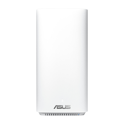 ASUS ZenWiFi AC Mini (CD6) WLAN router (WiFi6, AiProtection, router app) white Wireless router - Wit