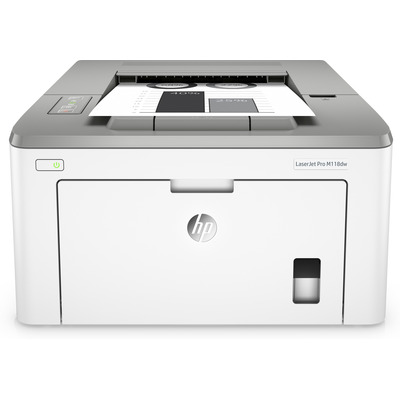 HP LaserJet Pro M118dw Laserprinter - Zwart