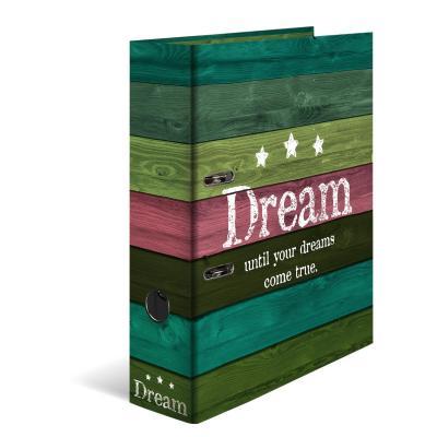 Herma ringband: Dream - Groen, Multi kleuren