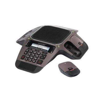 Alcatel IP telefoon: Conference IP1850 - Zwart