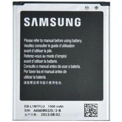 Samsung batterij: 1500mAh Li-Ion - Zwart, Zilver