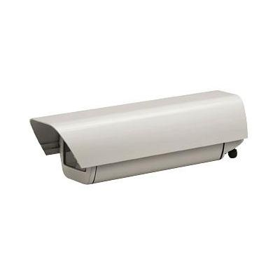 Videotec HEB housing 320mm w/sunshield & heater IN 120/230Vac Behuizing