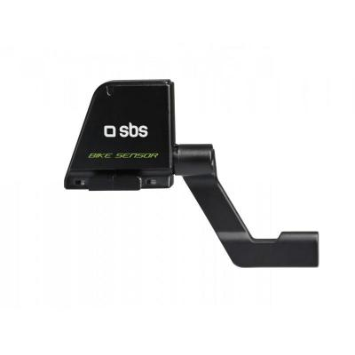 Sbs bicycle accessoire: Bike monitor for smartphone - Zwart